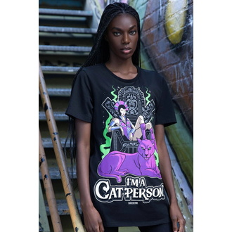 Unisex majica - Cat Person - KILLSTAR
