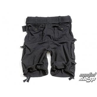 kratke hlače VIŠAK - PODJELA KRATKO - CRNA - 07-5598-63