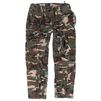 Muške hlače SURPLUS - INFANTRY CARGO - Woodle. GEW, SURPLUS