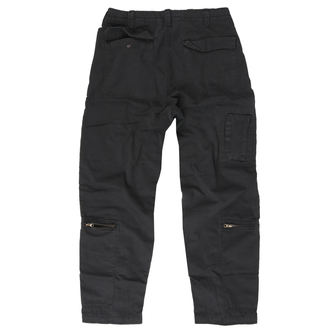 Muške hlače SURPLUS - INFANTRY CARGO - Crne GE, SURPLUS