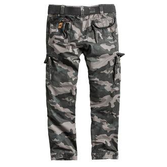 Muške hlače SURPLUS - PREMIUM SLIMMY - MASKIRNA SIVA, SURPLUS