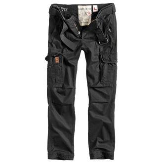 Muške hlače SURPLUS - PREMIUM SLIMMY - Crne GE, SURPLUS
