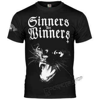 Majica hardcore muška - SINNERS ARE WINNERS - AMENOMEN, AMENOMEN