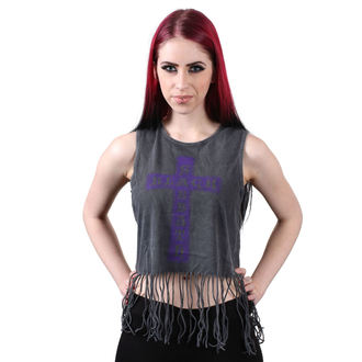 Majica bez rukava ženska Black Sabbath - Babydoll - Char - ROCK OFF, ROCK OFF, Black Sabbath