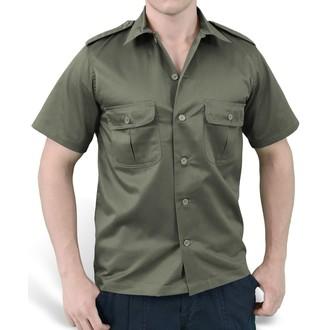 Košulja SURPLUS - United States Hemd 1/2 - MASLINA