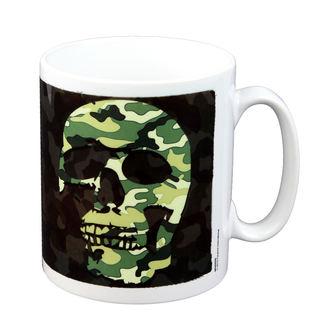 Šalica Skull - Camo - PYRAMID POSTERS, PYRAMID POSTERS