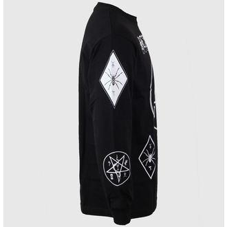 Majica muška dugi rukav CVLT NACIJA - Black Mass - Crno, CVLT NATION