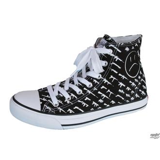 cipele platno ROGUE STANJE - Alpha Visok Gunshow, ROGUE STATUS