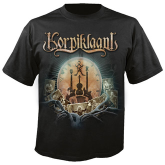 Muška metal majica Korpiklaani - Masters - NUCLEAR BLAST, NUCLEAR BLAST, Korpiklaani