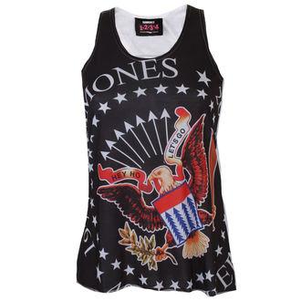 Majica bez rukava ženska Ramones - 40th seal - ROCK OFF, ROCK OFF, Ramones