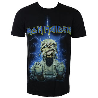Majica metal muška Iron Maiden - Powerslave Mummy - ROCK OFF, ROCK OFF, Iron Maiden