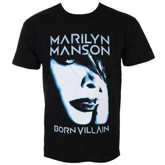 Majica metal muška Marilyn Manson - Born Villain - ROCK OFF, ROCK OFF, Marilyn Manson