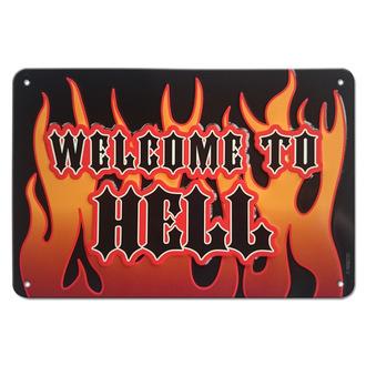 Znak Dobrodošli u pakao - Rockbites, Rockbites