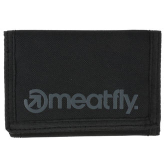 Novčanik MEATFLY - Vega - Black, MEATFLY