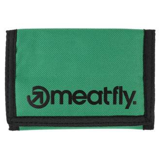 Novčanik MEATFLY - Vega - zelena, crna, MEATFLY
