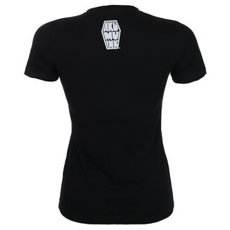 Majica hardcore ženska - Plague Seeker - Akumu Ink, Akumu Ink