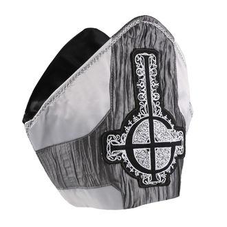 Maska (mitra) Pope Emeritus II, Ghost
