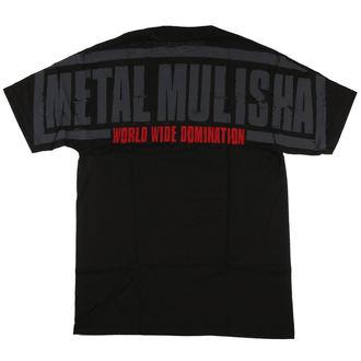 Majica ulična muška - PRINT - METAL MULISHA, METAL MULISHA