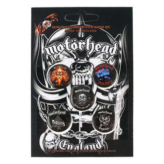 Bedževi Motörhead - RAZAMATAZ, RAZAMATAZ, Motörhead