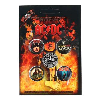 Bedževi AC / DC - RAZAMATAZ, RAZAMATAZ, AC-DC