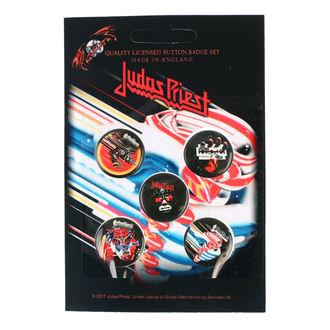 Bedževi Judas Priest - RAZAMATAZ, RAZAMATAZ, Judas Priest