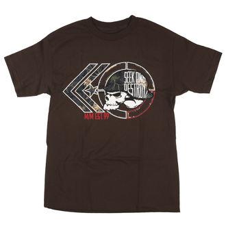 Muška majica METAL MULISHA - NIGHT WATCH, METAL MULISHA