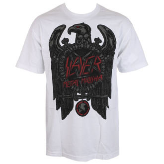 Muška metal majica Slayer - EAGLE SLAYER - METAL MULISHA, METAL MULISHA, Slayer