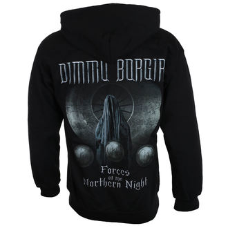 Majica s kapuljačom muška Dimmu Borgir - Forces of the northern night - NUCLEAR BLAST