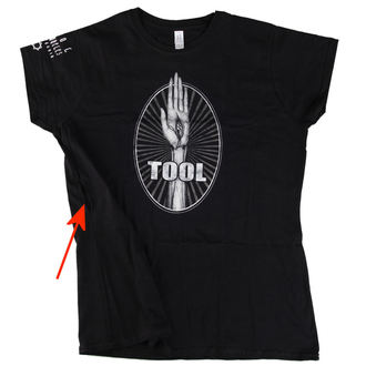 Majica metal Tool - Eye In Hand - PLASTIC HEAD, PLASTIC HEAD, Tool