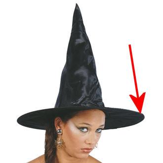 Vještica šešir CRNA VJEŠTICA - OŠTEĆENO, NNM