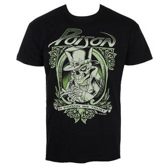 Muška metal majica Poison - Black - HYBRIS, HYBRIS, Poison