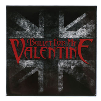 Magnet BULLET FOR ME VALNETINE - ROCK OFF, ROCK OFF, Bullet For my Valentine