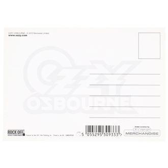 Razglednica Ozzy Osbourne - ROCK OFF, ROCK OFF, Ozzy Osbourne
