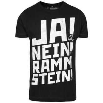 Muška metal majica Rammstein - Ramm 4 - RAMMSTEIN, RAMMSTEIN, Rammstein