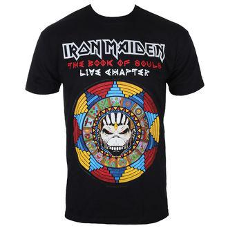 Muška metal majica Iron Maiden - BOS Live - ROCK OFF
