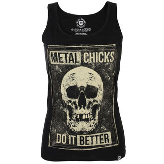 Ženska majica METAL CHICKS DO IT BETTER, METAL CHICKS DO IT BETTER