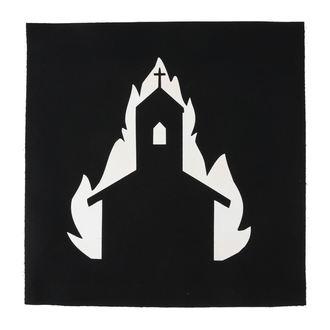 Velika zakrpa Church in flames
