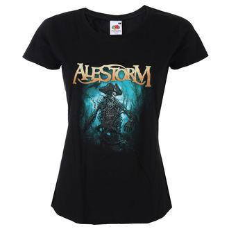 Ženska metal majica Alestorm - No Grave But The Sea - NAPALM RECORDS, NAPALM RECORDS, Alestorm