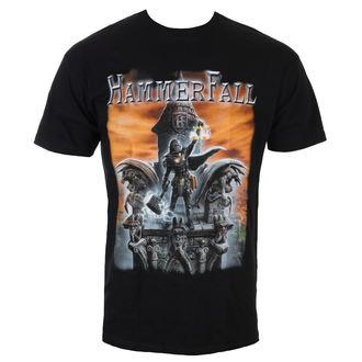 Muška metal majica Hammerfall - Built To Last - NAPALM RECORDS, NAPALM RECORDS, Hammerfall