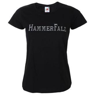 Ženska metal majica Hammerfall - Logo - NAPALM RECORDS, NAPALM RECORDS, Hammerfall