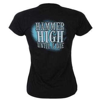 Ženska metal majica Hammerfall - Hammer - NAPALM RECORDS, NAPALM RECORDS, Hammerfall
