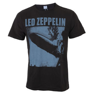 Muška metal majica Led Zeppelin - Blimp Square - AMPLIFIED, AMPLIFIED, Led Zeppelin