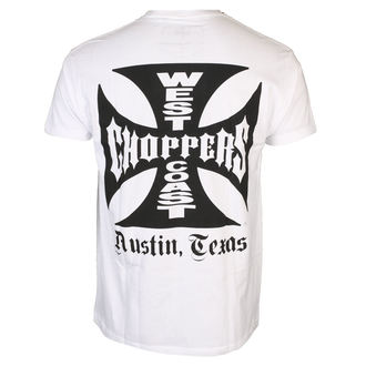 Muška majica - OG CROSS ATX - West Coast Choppers, West Coast Choppers