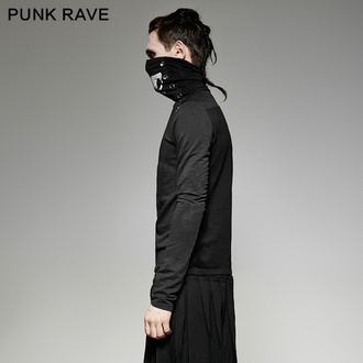 Muška gotik i punk majica - Monster - PUNK RAVE, PUNK RAVE