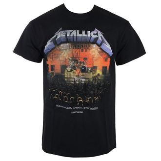Muška metal majica Metallica - Stockholm 86 -, Metallica