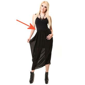 haljina ženske VIXXSIN - Misery - Black - OŠTEĆENO, VIXXSIN