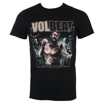 Muška metal majica Volbeat - Seal The Deal Cover - ROCK OFF, ROCK OFF, Volbeat