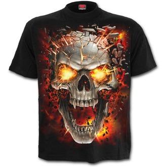 Muška majica - SKULL BLAST - SPIRAL, SPIRAL
