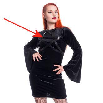 haljina ženske Heartless - HOCUS POCUS - BLACK - OŠTEĆENO, HEARTLESS