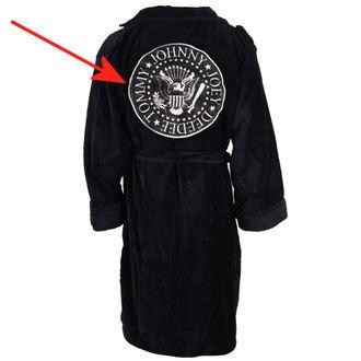 bade-mantil Ramones - Biker Style - BLACK - OŠTEĆENO, Ramones